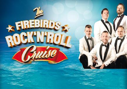 Anzeige: Firebirds Rock´n´Roll Cruise im Mittelmeer vom 23.-30.10.2020