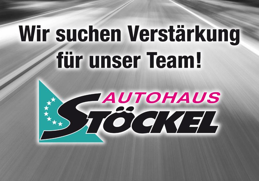 - Anzeige - Autohaus Stöckel