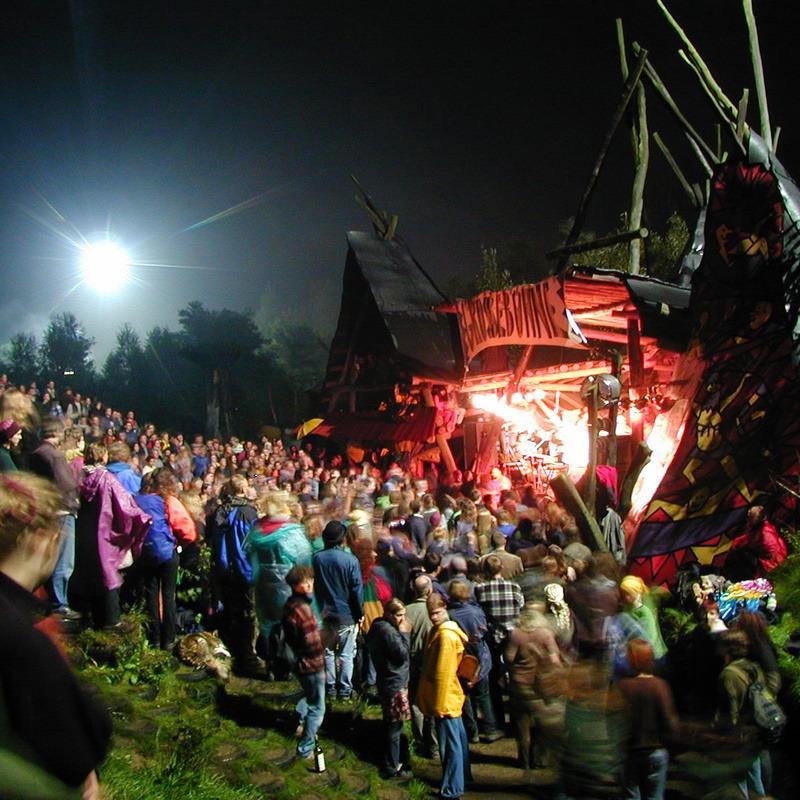 Die Turisedischen Festspiele - Das 27. FOLKLORUM