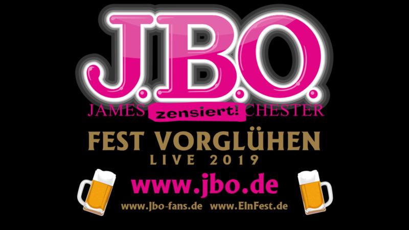 "J.B.O. - ""Fest-Vorglühen"""