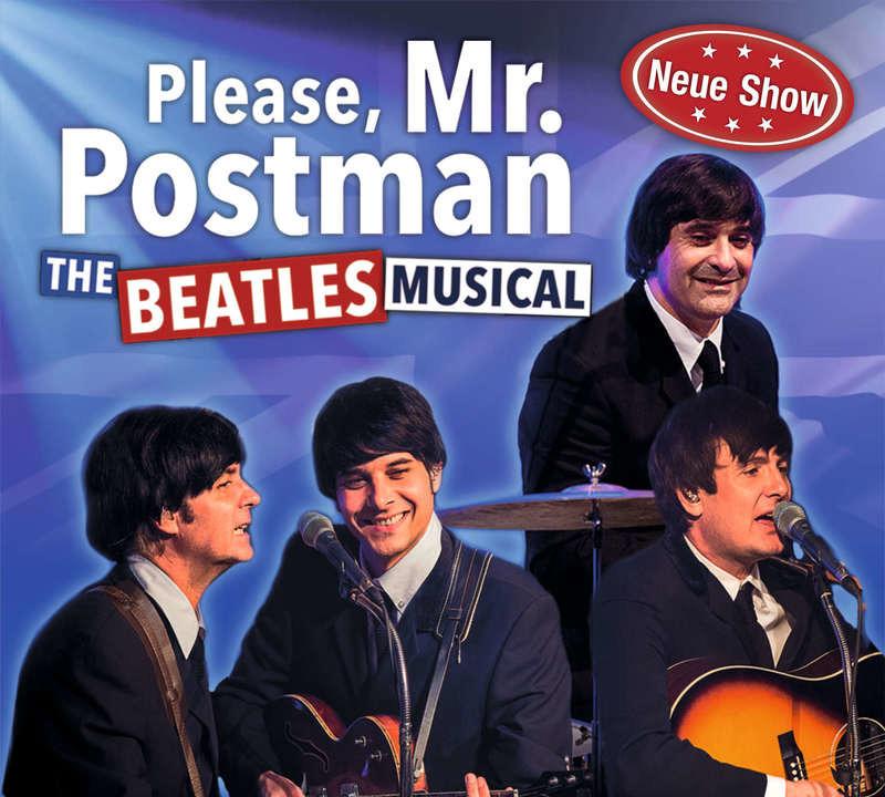 Please, Mr. Postman