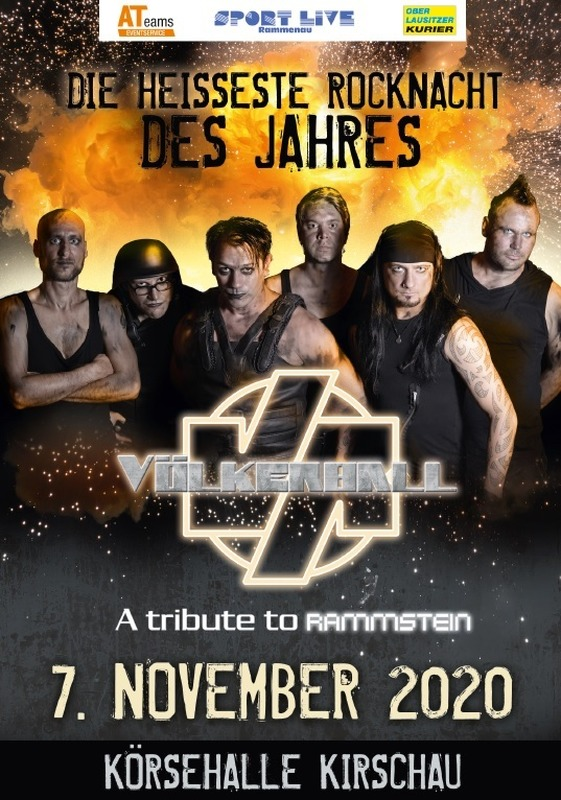 Völkerball - a tribute to Rammstein -