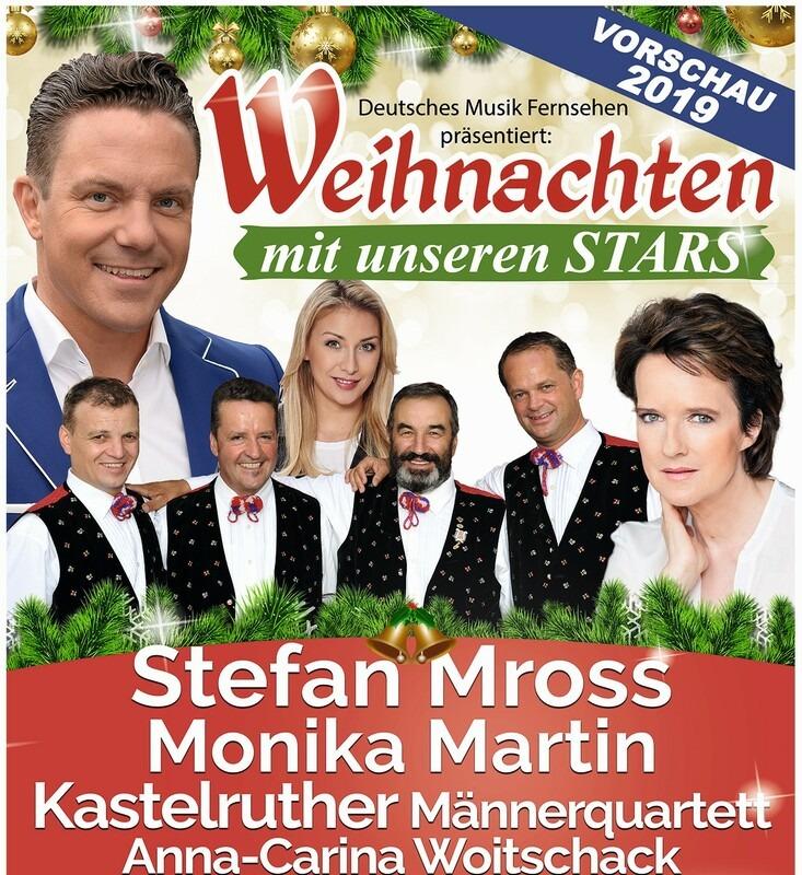 Konzerte Weihnachten 2019.Weihnachten Mit Unseren Stars 30 November 2019 16 00 Uhr Alles
