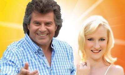 """Andy Borg und Patricia Larraß - """"Ich schenk Euch meine Lieder"""""""