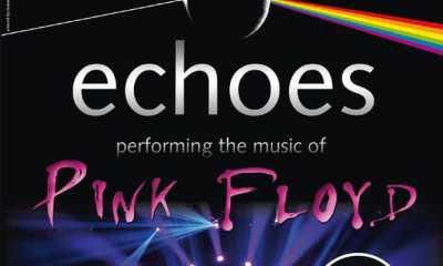 Echoes - performing the music of Pink Floyd - mit fantastischer Laser-Show