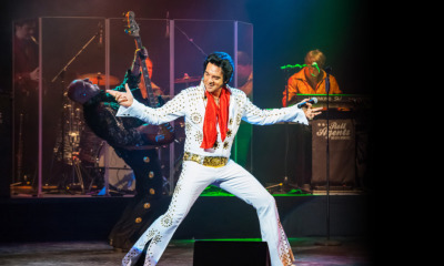 Elvis Las Vegas Christmas Show - Nils Strassburg & The Roll Agents
