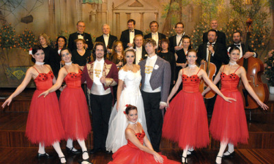 Die Mitglieder des Gala Sinfonie Orchester Prag präsentieren: Die große Johann Strauß Gala - Unsterblichen Arien und Duette der Strauß Familie