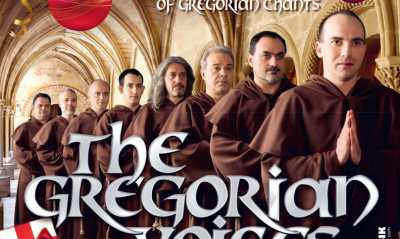 The Gregorian Voices - Zur Weihnachtszeit - Gregorianik meets Pop