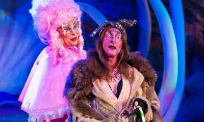Die Hexe Baba Jaga Teil 4 - Die Hexe Baba Jaga und Zar Wasserwirbel