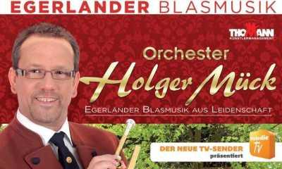 Holger Mück und seine Egerländer - Wir sind Egerländer