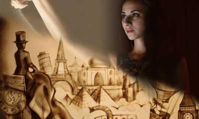 IRINA TITOVA – Queen of Sand