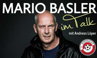 Mario Basler im Talk - Talkrunde mit Andreas Löper