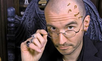 """Dr.Mark Benecke - Thema: """"Insekten auf Leichen"""""""