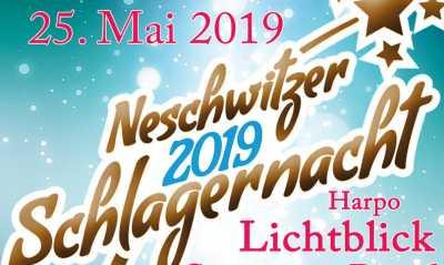 Neschwitzer Schlagernacht 2019 - Das größte Schlager Open-Air der Oberlausitz