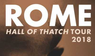 ROME - Hall of Thatch Tour 2018