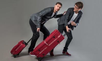 Stelzner & Bauer - Sächsmaschine und Süßer Senf - die sächsisch-bayerische Satireshow