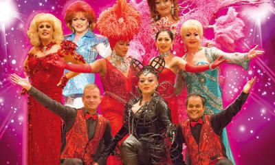 Zauber der Travestie - 20 Jahre Jubiläumsshow!