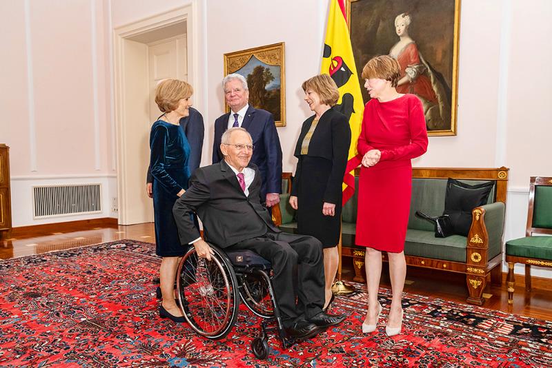 Wolfgang Schäuble möchte die Sommerferien verkürzen