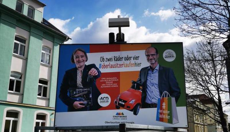 """Neue Kampagne: """"Oberlausitzer kaufen hier"""""""