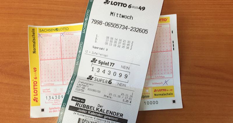 Lotto Gewinn Wahrscheinlichkeit