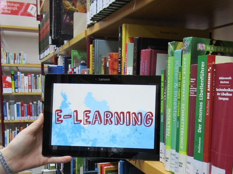 E-Learning ist im Kommen