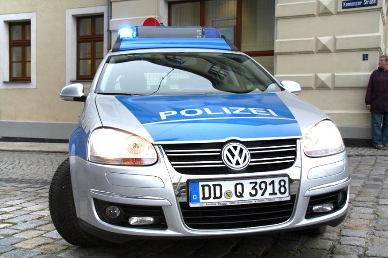 Polizei verhindert Selbstmord
