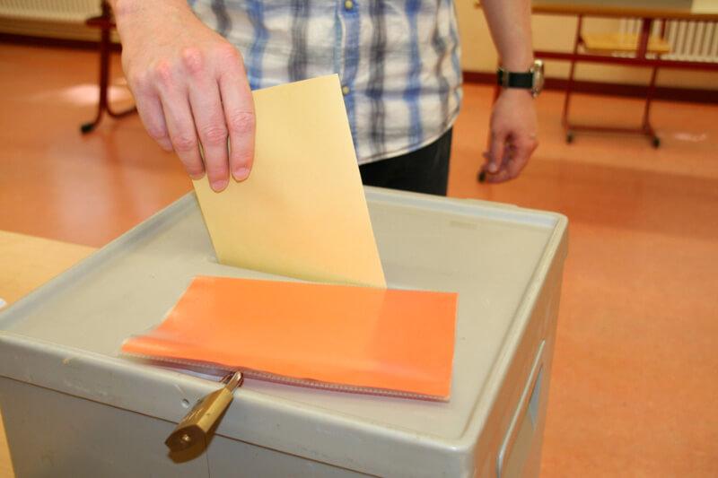 Wahlen in der Oberlausitz