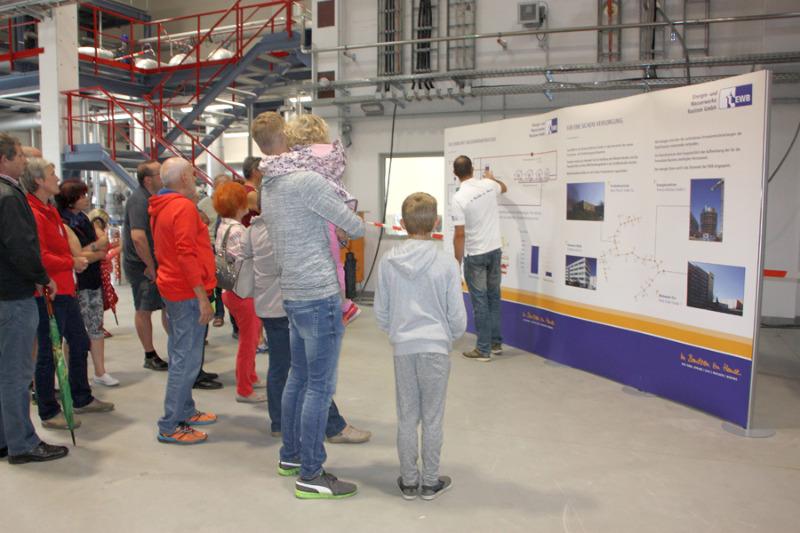 1.200 Besucher im EWB-Energiezentrum