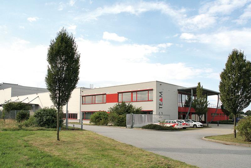 IC Team übernimmt ehemalige Weigl-Gießerei