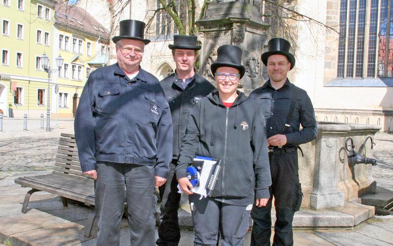 Glücksbringer in Bautzen