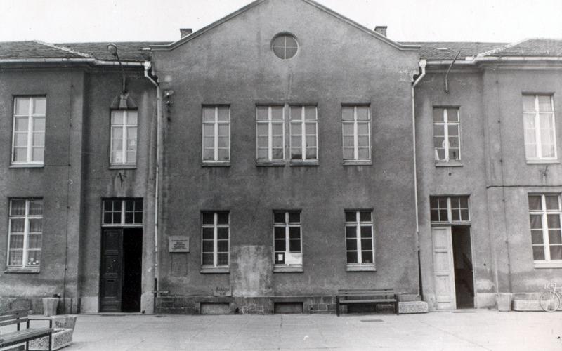 Geschichte des Jugendklubhauses