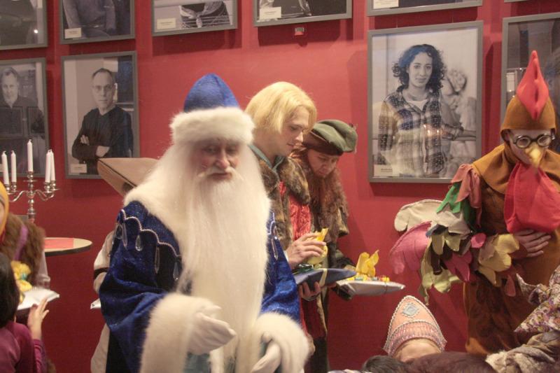 Weihnachten feiern in Bautzen und Peru