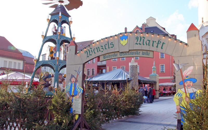 Bleibt Wenzelsmarkt länger geöffnet?