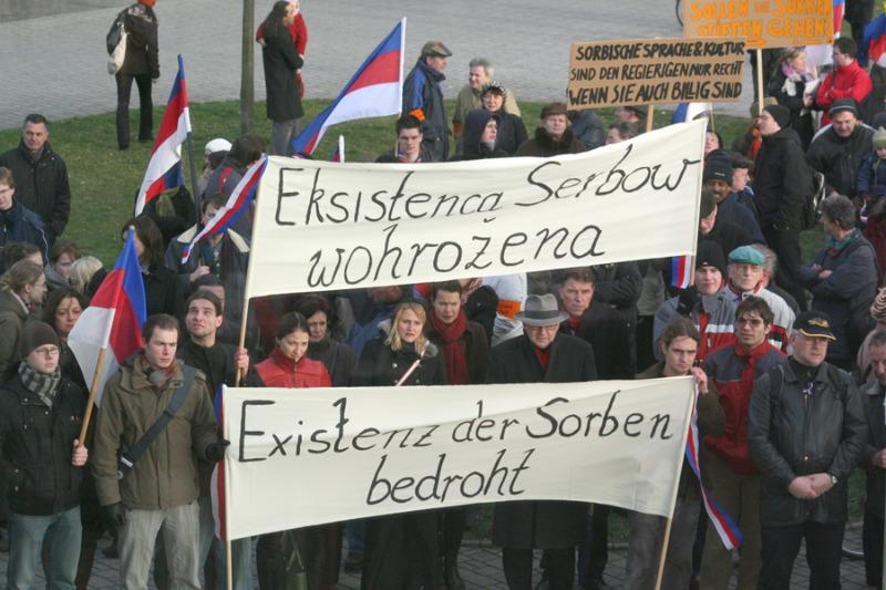 Konsequenzen nach Angriffen auf sorbische Jugendliche?