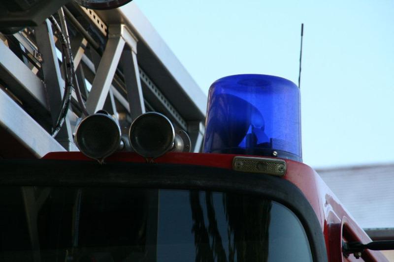 Fahrzeuge brennen in Gersdorf
