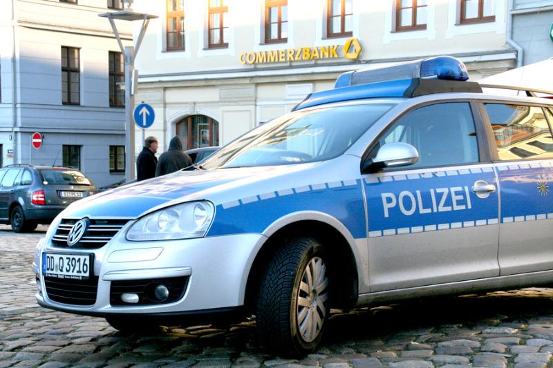 Tschechisches Auto mit US-Kennzeichen