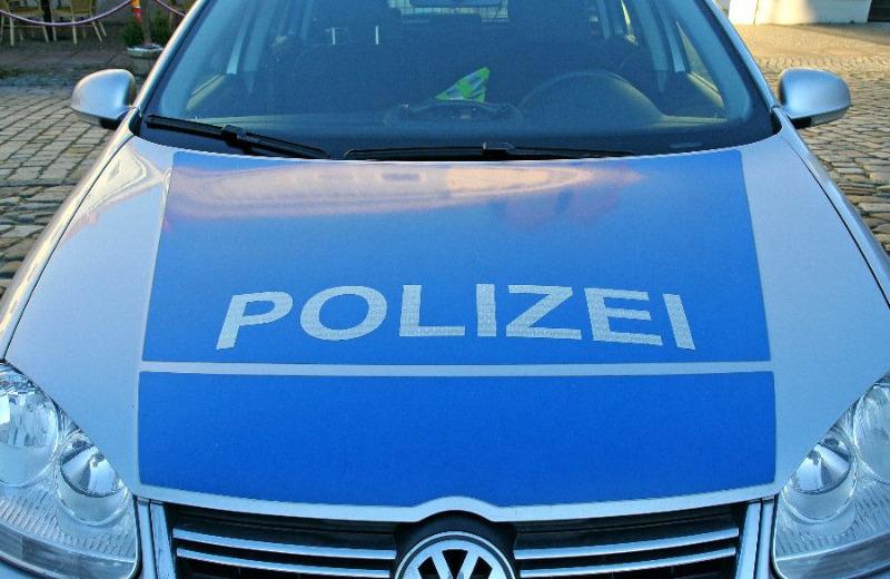 Polizeieinsatz am Schiebocker Bahnhof