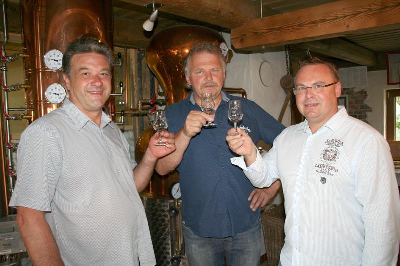 Destillat aus Neukircher Zwieback