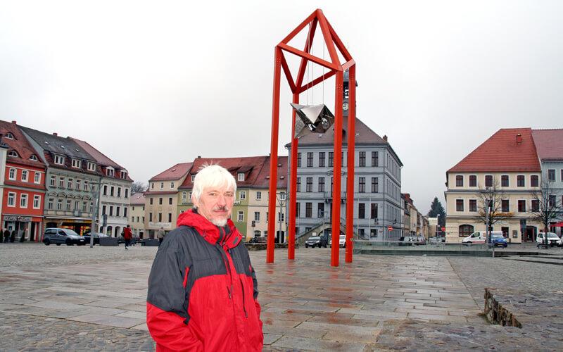 Stadtführer zeigen verborgene Ecken