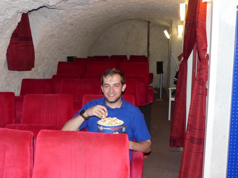 Kleinstes Kino kommt ganz groß raus