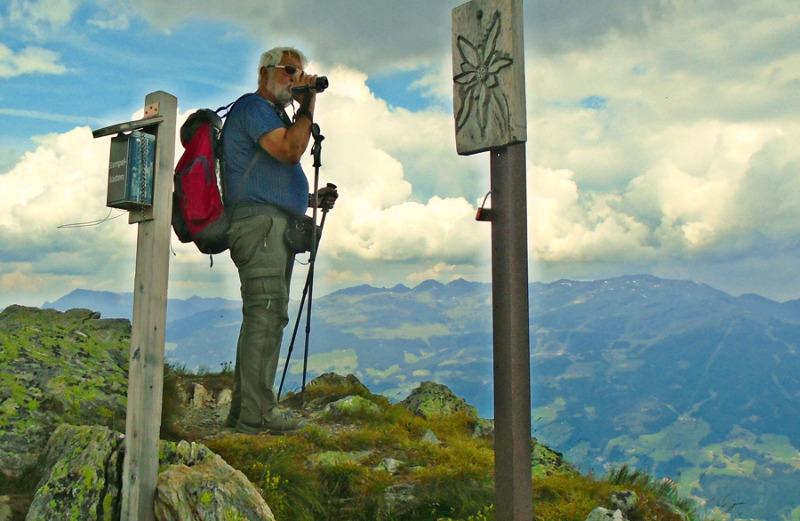 Genusswandern über die Alpen