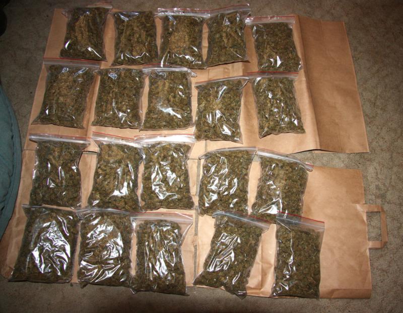 Drogenhändler festgenommen