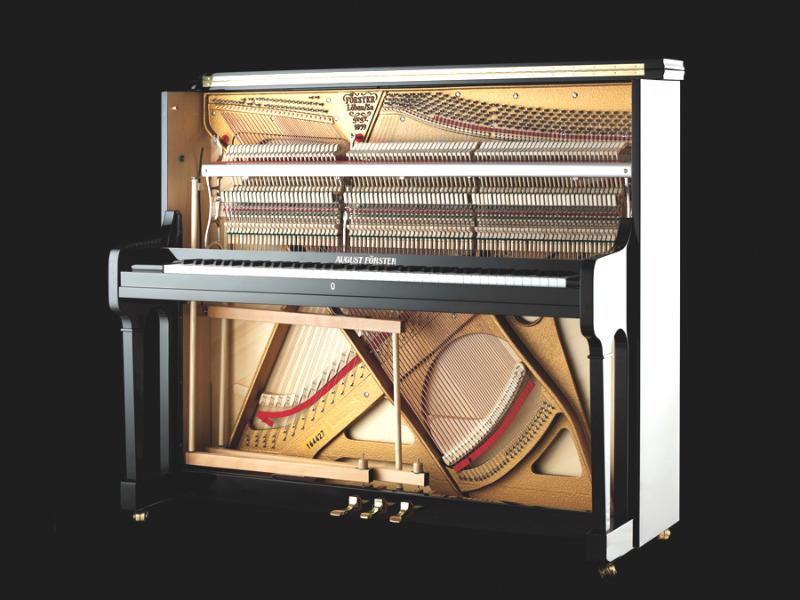 Förster-Pianos bei der Elbphilharmonie auf dem Siegerpodest