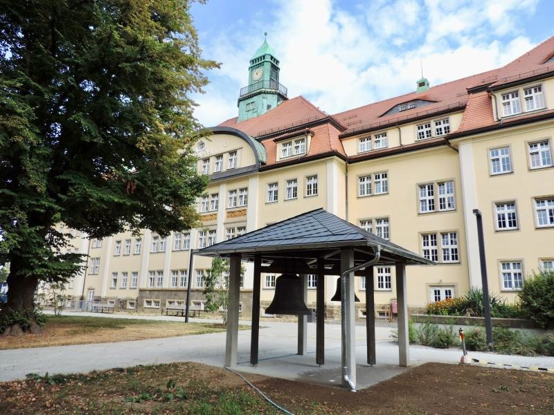 Glockenweihe im Katharinenhof