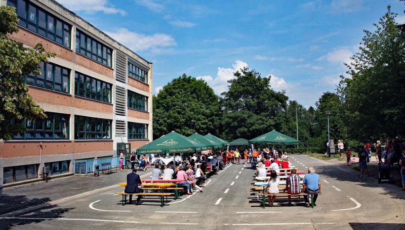 Fördermittel für die Grundschule Kittlitz