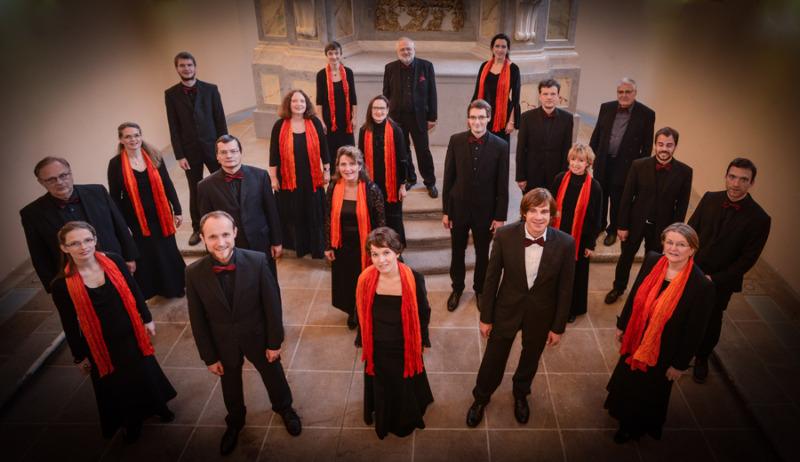 Konzert mit dem Kammerchor