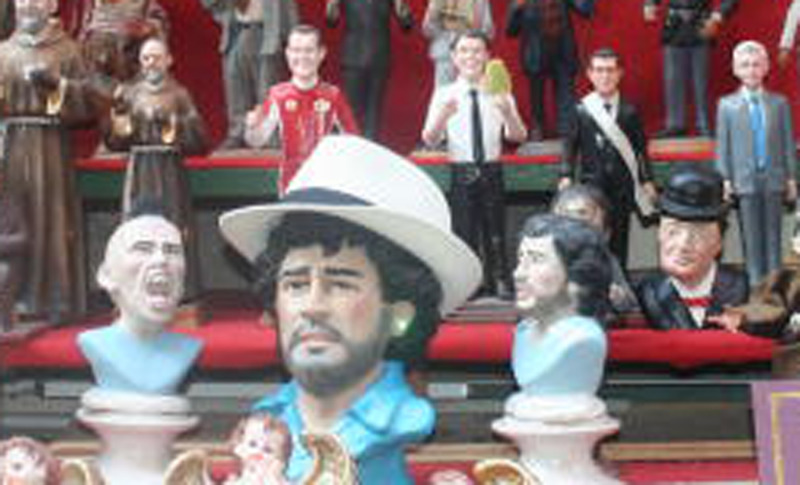 Doku über Diego Maradona