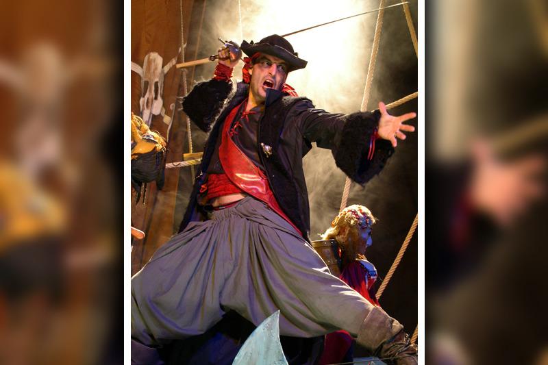 Piratenkomödie in der Neugersdorfer TheaterScheune