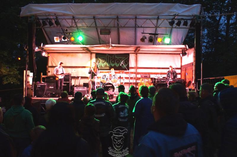 Open Air Konzert im Hofepark