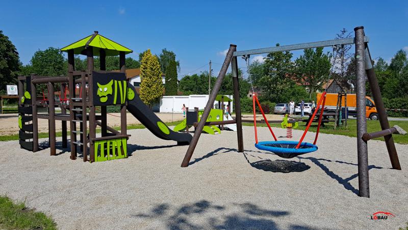 Stadt Löbau öffnet Spielplätze